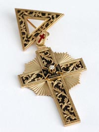 Knight Templar Cross