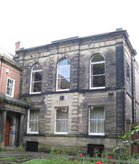 York Masonic Hall and Lodge